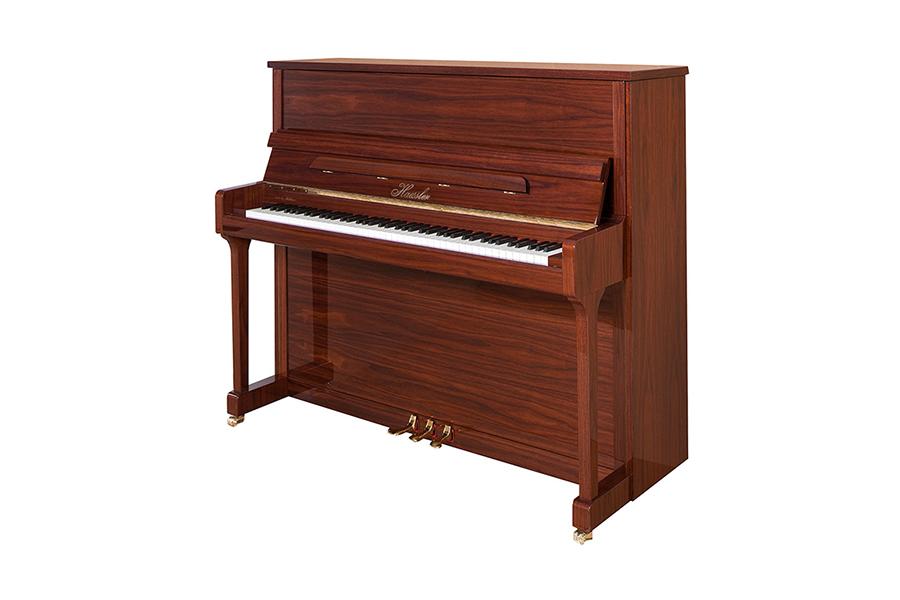 Blüthner Haessler K118 Upright Piano - Ben Wheeler Pianos