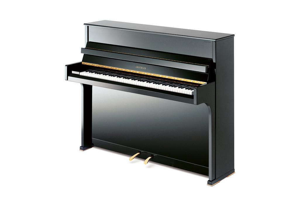 Grotrian-Steinweg Canto Upright Piano - Ben Wheeler Pianos