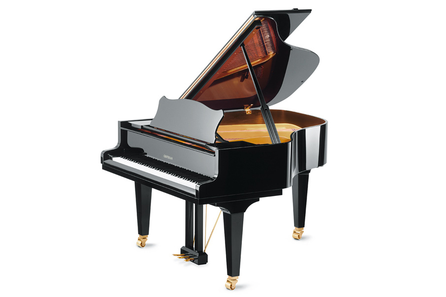 Grotrian-Steinweg Chambre Grand Piano - Ben Wheeler Pianos
