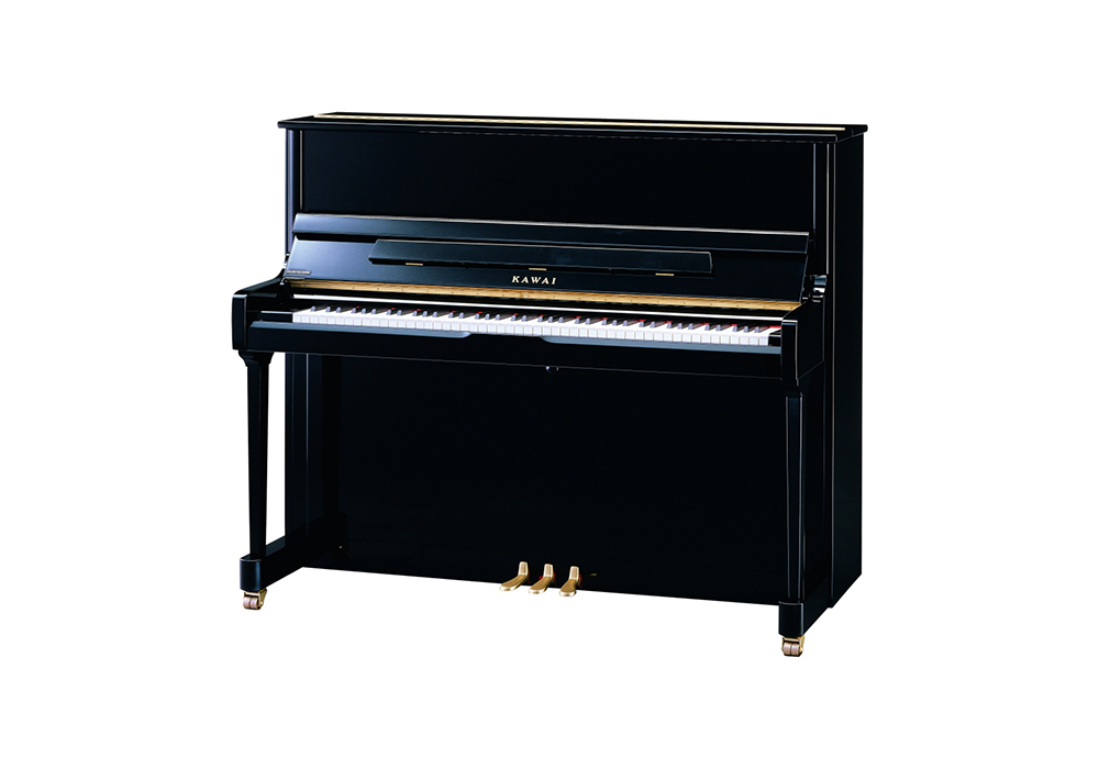 Kawai K-300-ATX Upright Piano - Ben Wheeler Pianos