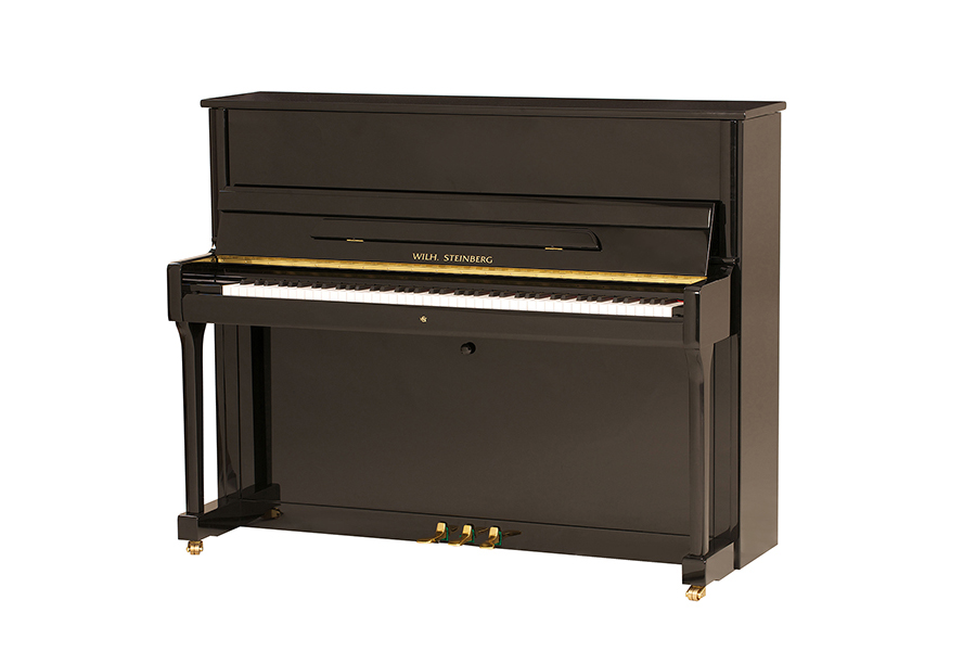 Wilh. Steinberg P-118 Upright Piano - Ben Wheeler Pianos