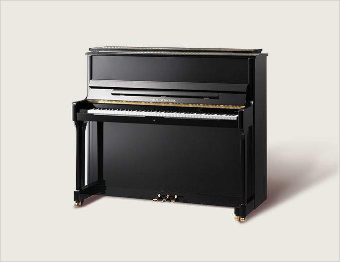 Wilh. Steinberg S-117 Upright Pianos - Ben Wheeler Pianos